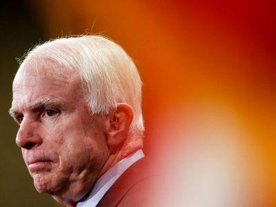John McCain Has Been Diagnosed With Brain Cancer