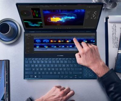 Computex 2019: Seeing double with the ASUS Zenbook Pro Duo