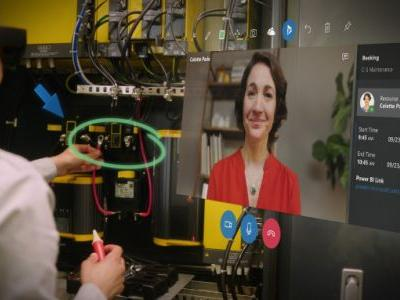 Microsoft is putting HoloLens to work with new Dynamics 365 applications