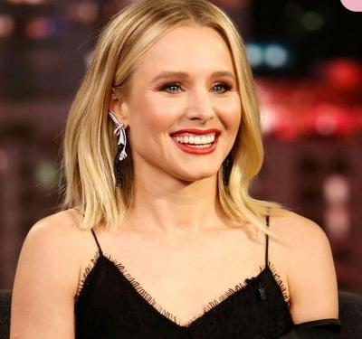 Kristen Bell Was Totally Cool With Her 6-Year-Old Daughter Shaving Her Head