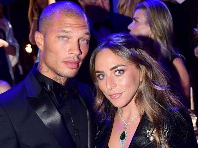 """Hot Felon"" Jeremy Meeks Welcomes a Baby Boy With Topshop Heiress Chloe Green"
