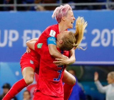 Opinion: Here's what's behind criticism of U.S. women and World Cup celebrations
