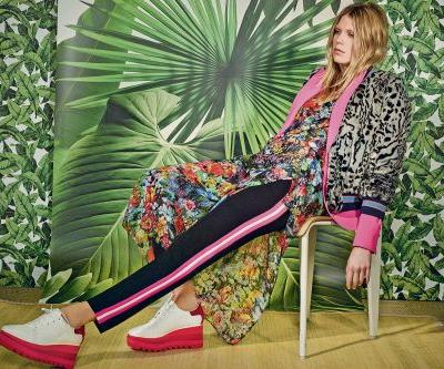 It girl Alexandra Richards - daughter of Keith Richards and Patti Hansen - is rocking NYC