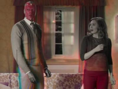 'WandaVision' Trailer: Scarlet Witch and Vision Are Back in a Warped Sitcom