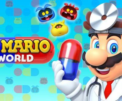 Nintendo's mobile Dr. Mario is coming out in a few weeks
