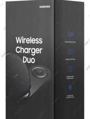 New Wireless Charger Duo For Galaxy Note 9 And Galaxy Watch Leaks