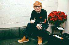 Ed Sheeran Reflects On His 'Mad' Year, Says Working With Beyoncé Was 'Pretty F-king Cool'