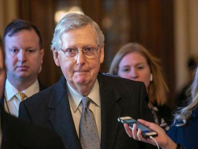 Mitch McConnell says he and Obama are 'both are the descendants of slave owners' after report showed his family owned slaves
