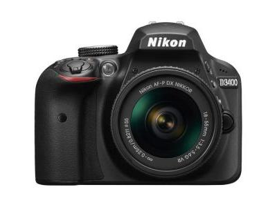 Nikon D3400 review: the best deal this Black Friday