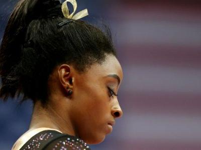 Simone Biles criticizes USA Gymnastics' choice after interim CEO's tweet