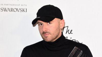 Demna Gvasalia Won Twice at the 2016 Fashion Awards