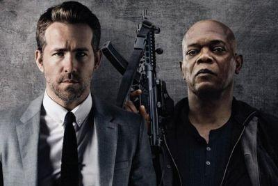 Hitman's Bodyguard Takes First Place, Logan Lucky Disappoints