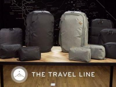 Peak Design's Travel Line Looks Like the Peak of Flexible Travel Gear - Preorder and Save Over 20%