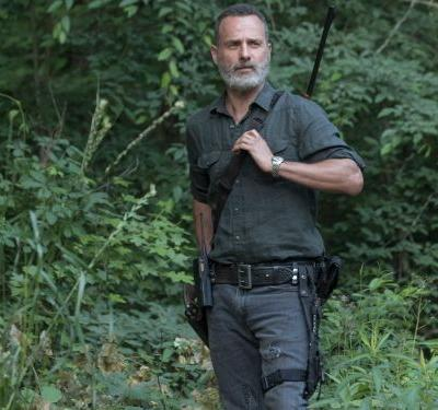 9 details you may have missed on Sunday's episode of 'The Walking Dead'