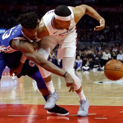 76ers survive late threat from Clippers to win 119-113