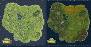 Tips for Fortnite: Battle Royal's New Map Locations and Updates
