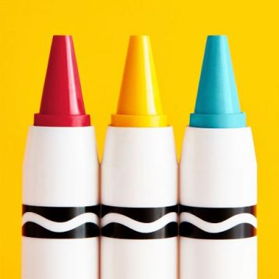 ASOS's New Crayola Collection Is Makeup Nostalgia at Its Finest