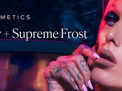 Jeffree Star's Two New Launches: Velour Lip Liner and Supreme Frost