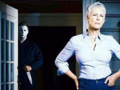 'Halloween' Production Underway, Jamie Lee Curtis Posts Set Photo with a Special Memento
