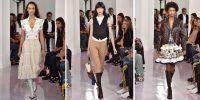 Chloe's new designer came up with a fresh idea for pants, and it actually works