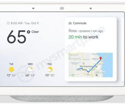 New Google Home Hub smart display could arrive as early as October 22nd