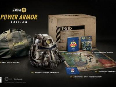 Bethesda To Start Replacing Nylon Bags For Fallout 76 Power Armor Edition