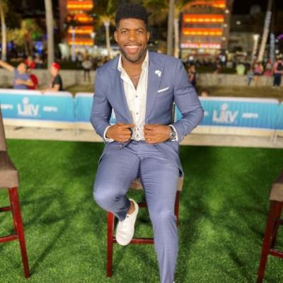 NFL Alum Emmanuel Acho Is Hosting Bachelor's 'After the Final Rose' Special! Meet Chris Harrison's Replacement