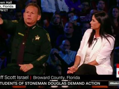 Dana Loesch Blasts Sheriff Israel Over Latest Parkland Developments: You 'Said NOTHING'