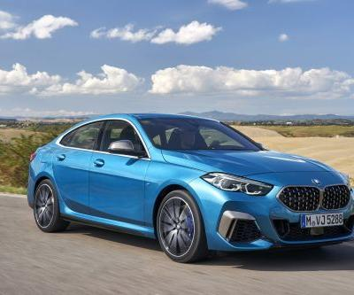 BMW 2 Series Gran Coupe Is Official With M235i xDrive Packing 225 kW