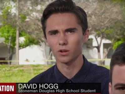 Florida Shooting Survivor on Trump Hitting Links Today: 'This is Atrocious, Golf Over Children's Blood?!?!'