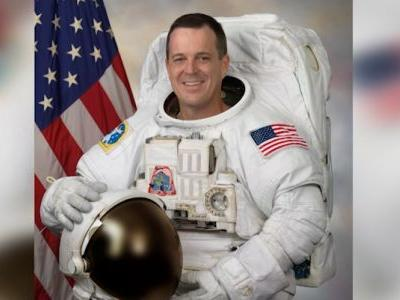'Dreams can come true': Astronaut launches into space for second mission