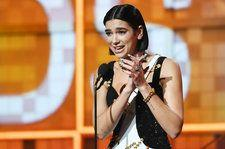 Dua Lipa Bursts Into Tears Upon Winning Best New Artist at 2019 Grammys
