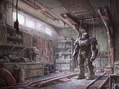 A Fallout Television Show is Heading to Amazon