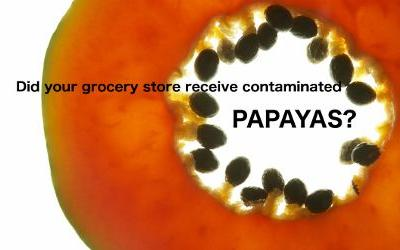 CDC discovers fourth Salmonella outbreak linked to papayas