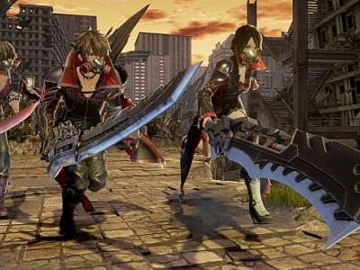 New Code Vein Screenshots Showcase New Multiplayer Mode and Characters