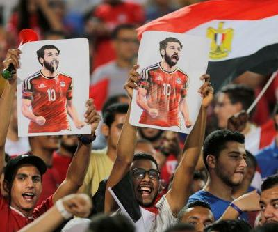Russia, Egypt match at World Cup could test close ties