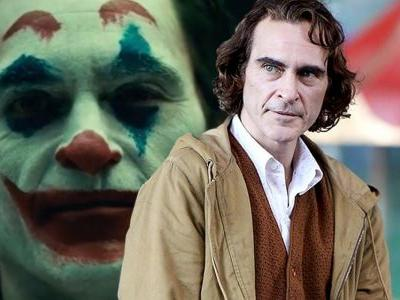 Is This Really Joaquin Phoenix's Finished Joker Look?