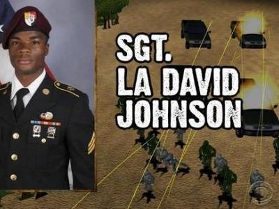 Army Sgt. La David T. Johnson fought to end after ambush in Niger, wasn't caught or executed: Military report