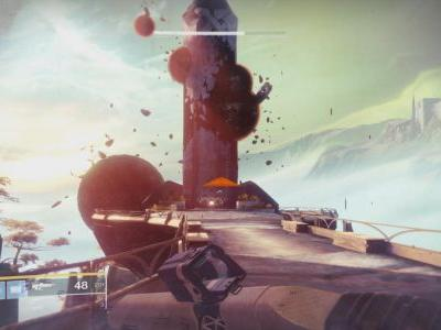 Destiny 2 Ascendant Challenge Location - How And Where To Complete Petra's Bounty