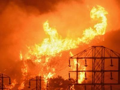 California Power Provider PG&E Files For Bankruptcy In Wake Of Fire Lawsuits