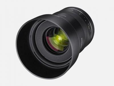 Samyang Unveils the XP 50mm f/1.2 for 50MP Photos and 8K Video
