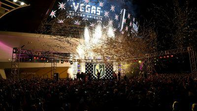 NHL's Las Vegas expansion team named during bumbling presentation