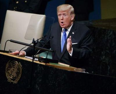 Read: President Trump's full speech to United Nations General Assembly