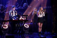 Kygo and Ellie Goulding Cast Spells With 'First Time' on 'Jimmy Fallon': Watch