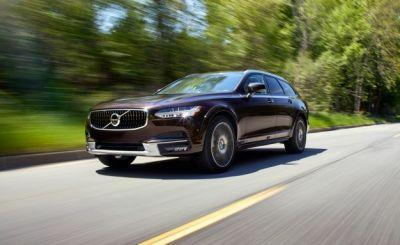 All Dressed Up: Volvo V90 Cross Country Tested!