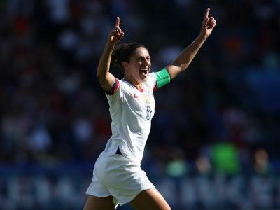 Women's World Cup 2019: Carli Lloyd leads reigning champions into last 16