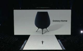 Samsung Galaxy Home is an odd-looking, Bixby-powered HomePod rival