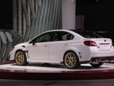 Subaru WRX STI S209 Gets 341 HP: Cower Before Your New AWD Master