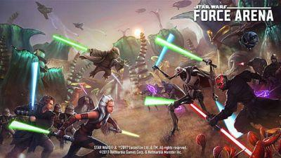 Star Wars: Force Arena 2.0 - The Upcoming Clone Wars Content Update