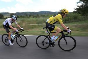 Spanish rider Fraile wins 14th stage of Tour de France